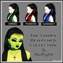 Samira Hairstyle