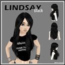 Lindsay in Black