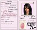 carta ID Pamela