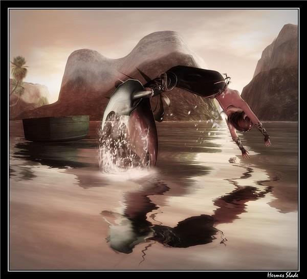 321 Mermaid 06 Lost World