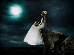 The unhappy bride