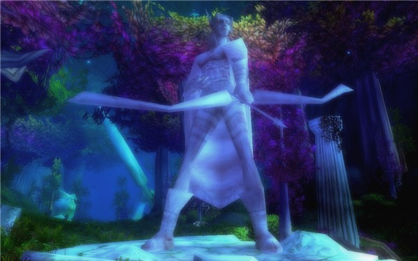 Mystic Hidden Statue