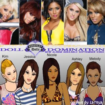 Doll Domination