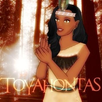 Toyahontas