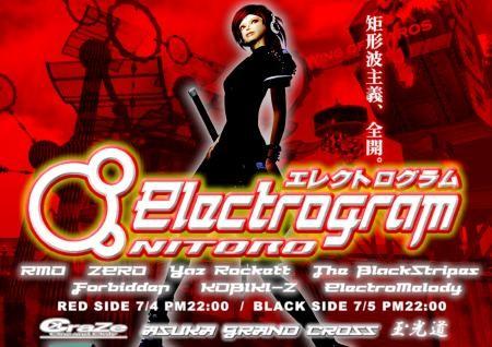 変換 ~ electro03