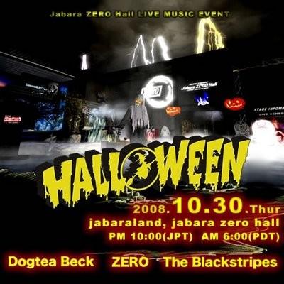 halloween LIVE! in SL