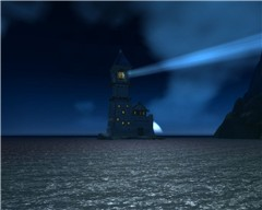 Lighthouse in Stormwind