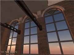 The Woolman Sky-Tower - main hall
