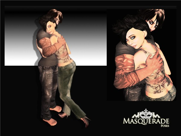Masquerade-there there