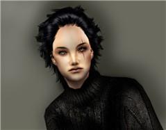 Graham, young vampire