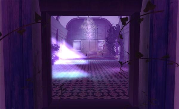 pretty in purple - Torley Olmstead
