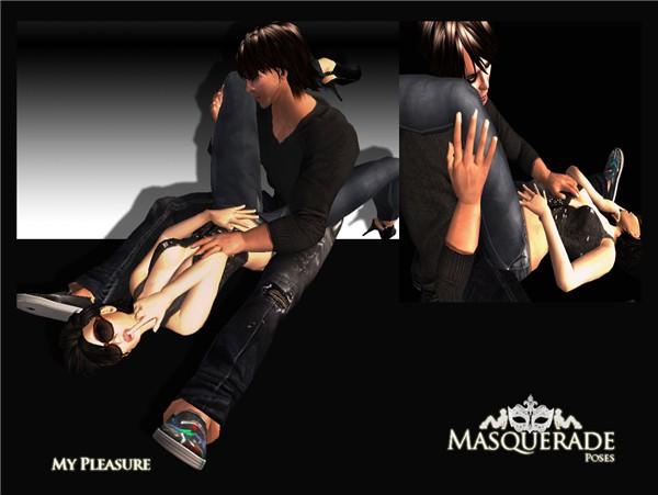 Masquerade- My Pleasure