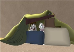 Pillow Fort - Erika Wemyss