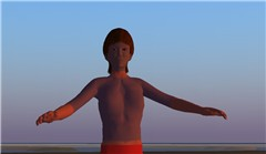 Avatars in OpenSim