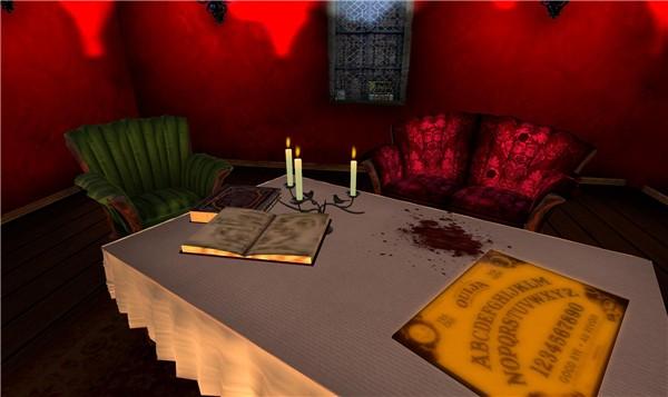 the alchemist's sitting room - watcher Castaignede