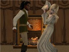 Otello e Desdemona