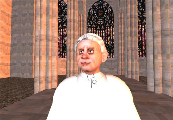 Pope Templar I