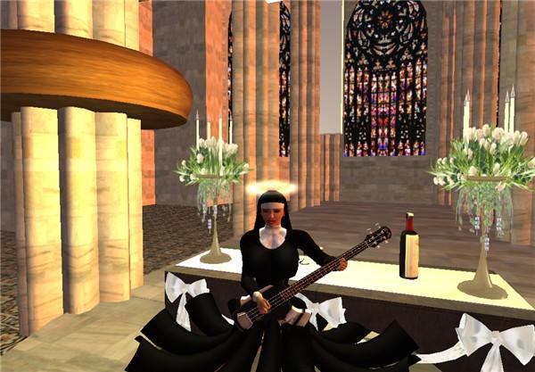 Hard rock hallelujah! Wedding party, Duomo di Milano