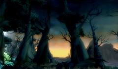 Sunset in Terokkar