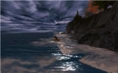 dark isle moonlight - watcher Castaignede