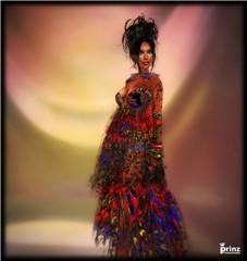 Ivyana wearing Lady Thera