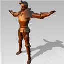 Itallianate Harness - Copper