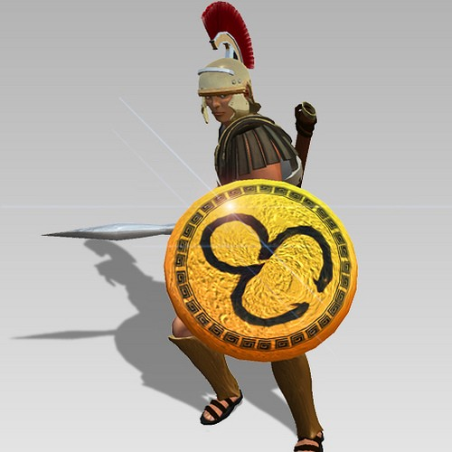 Roman Legionary Armour 4