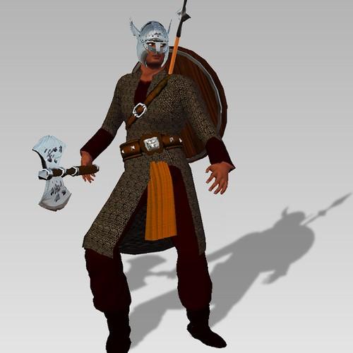 Viking Raider 1