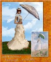 Lady With Parasol......