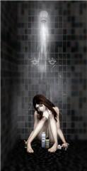 Tearful shower