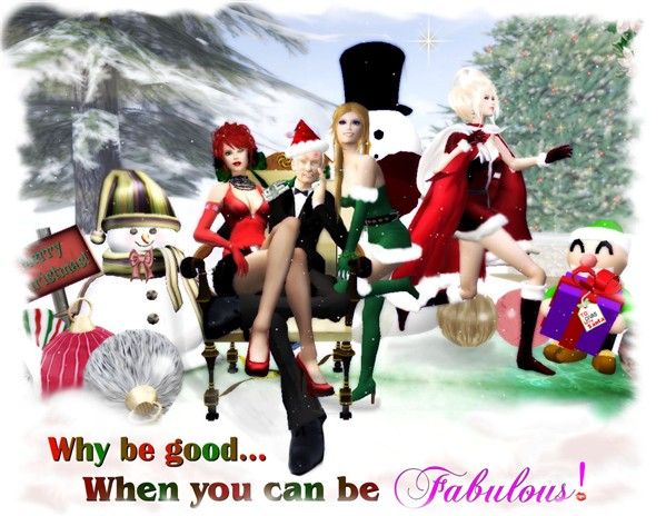 A DiVAS Holiday Greeting