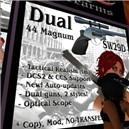 Shoppin' for guns tu kill Pappy!