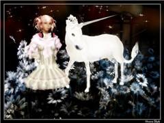365 Kawaii la licorne