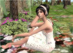 Sunday afternoon in a park - Hellen Spencer_TNTM