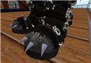 Brother Ekrei's Feet - Draygone Llewellyn