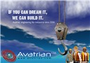 Avatrian Graphic Ad