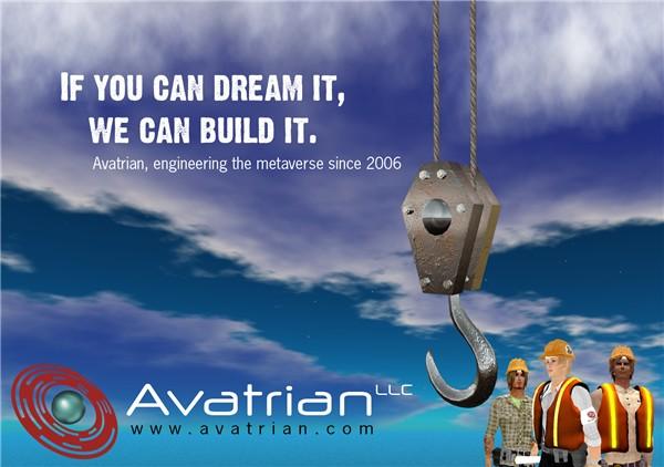 Avatrian Graphic Ad
