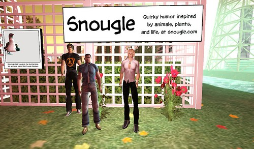 Snougle: Avatrians