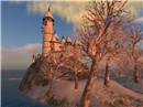 Winterfell in winter
