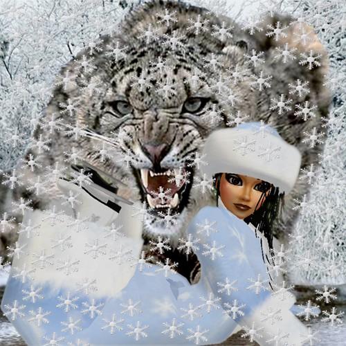 Crazy Winter - GDAY