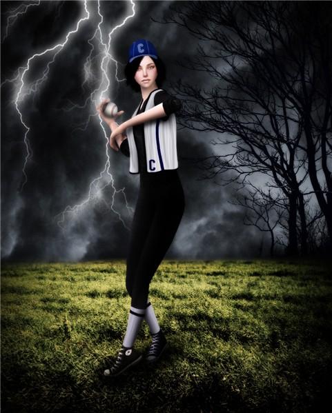 Vampire Baseball League