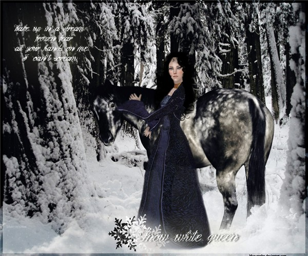 *Snow White Queen* View all sizes. Just a pic about winter