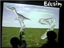 Edusim - kids with the Dinos