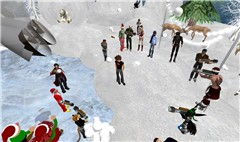 Phillip Linden, right in the middle of it all... - Jaymes Kjeller