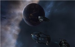 Eve Online: an earthlike planet in Alenia