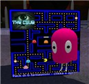 Pac Man's nightmare!