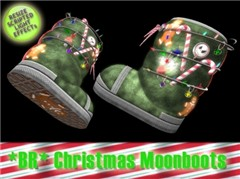 *BR* Christmas Moonboots