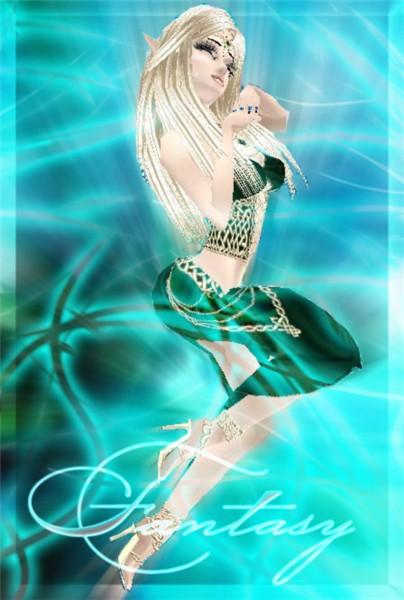 Fantasy-elf