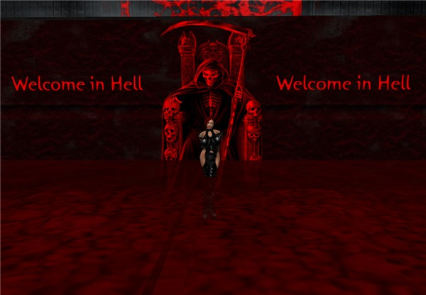 Welcome in Hell!