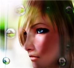 Just bubbles....